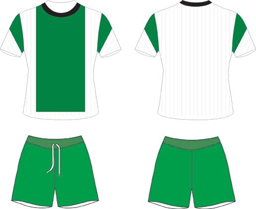 Irish Football Kit