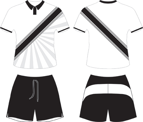 Luton Football Kit