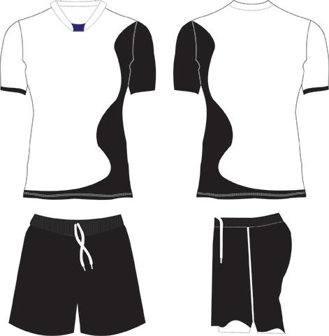 Saqirll Football Kit