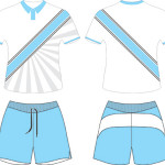 Luton Football Kit