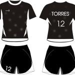 Cavani Football Kit