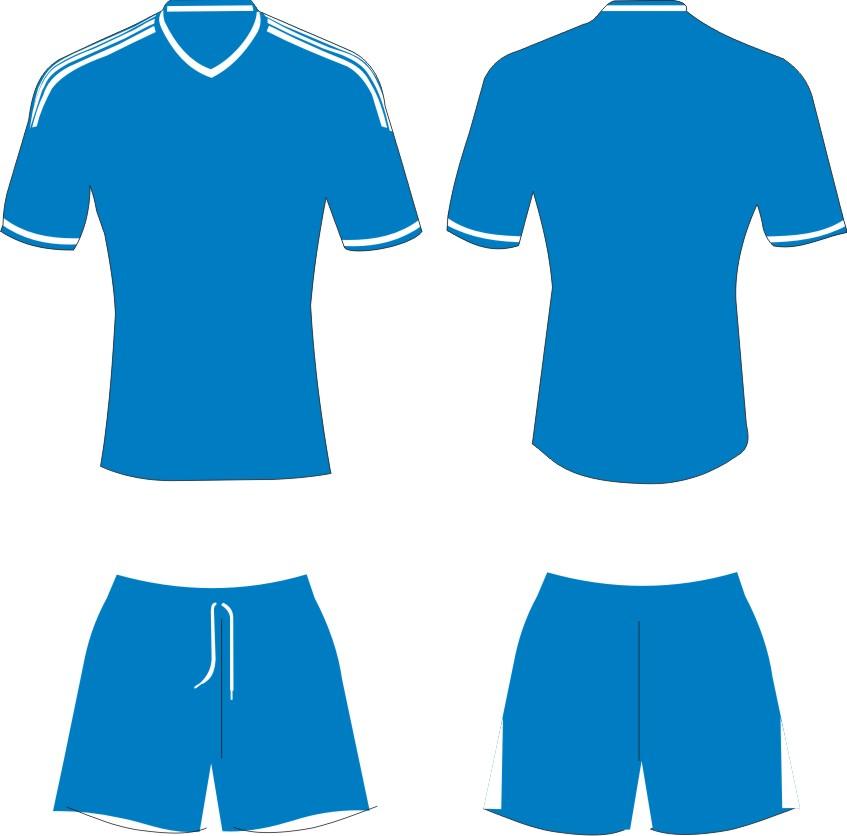 Blackpool Football Kit